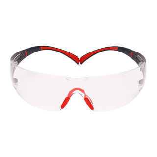 SecureFit™ SF401SGAF-RED, Red/Gray, Clear Scotchgard™ Anti-fog lens, 20ea/cs