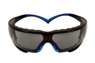 SecureFit™ SF402SGAF-BLU-F, Blue/Gray, Gray Scotchgard™ Anti-fog lens, Foam Gasket, 20ea/cs