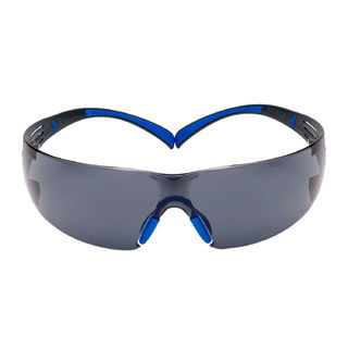 SecureFit™ SF402SGAF-BLU, Blue/Gray, Gray Scotchgard™ Anti-fog lens, 20ea/cs