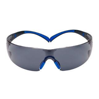 SecureFit™ SF402SGAF-BLU, Blue/Gray, Gray Scotchgard™ Anti-fog lens, 20ea/cs