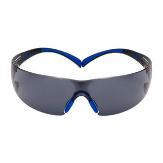 SecureFit™ SF405SGAF-BLA, Black/Brown, Brown Scotchgard™ Anti-fog lens, 20ea/cs