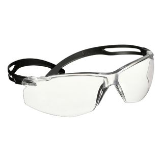 SecureFit™ 500 Series, SF501AS-BLK, Black, Clear Anti-Scratch Lens, 20ea/cs