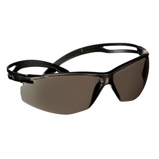 SecureFit™ 500 Series, SF502AF-BLK, Black, Gray Anti-Fog/Anti-Scratch Lens, 20ea/cs
