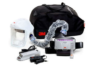 3M™ Versaflo™ Healthcare PAPR Kit TR-300N+ HKS, Small - Medium 1 EA/Case