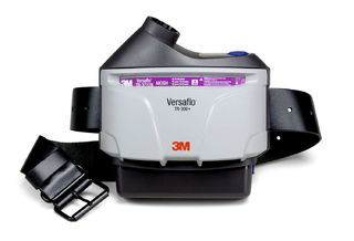 3M™ Versaflo™ PAPR Assembly TR-306N+, with High Durability Belt and High Capacity Battery 1 EA/Case