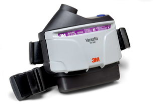 3M™ Versaflo™ PAPR Assembly TR-307N+, with Easy Clean Belt and High Capacity Battery 1 EA/Case