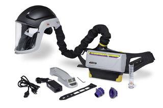 3M™ Versaflo™ Powered Air Purifying Respirator Heavy Industry Kit TR-800-HIK, 1 EA/Case