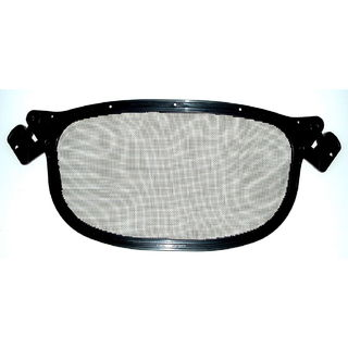 PELTOR™ Nylon Mesh Faceshield V1B-10P, Black 10 EA/Case