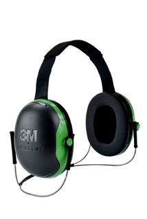 3M X1B PELTOR™ X1B Behind-the-Head Earmuffs, 10 EA/CS