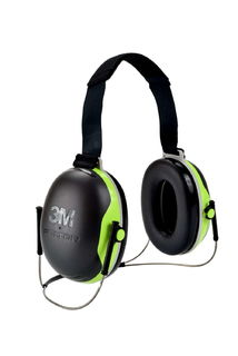 3M X4B PELTOR™ X4B Behind-the-Head Earmuffs, 10 EA/CS