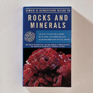 ANDREWS MCMEEL PUBLISHING, LLC 0671244175-B SIMON-SHUSTER'S GUIDE - ROCKS & MINERALS