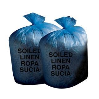 Liner, 31x43 soiled linen, blue, 250