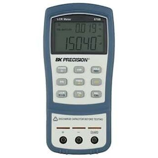 BK Precision 878B 40000 Count Dual Display Handheld LCR Meter