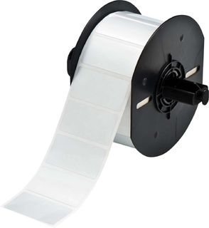 BRADY B33-17-434 B33 Series Glossy Metallized Polyester with 2 mil Adhesive Labels