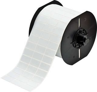 BRADY B33-5-428 B33 Series Metallized Polyester with Permanent Acrylic Adhesive Labels
