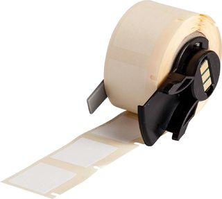 BRADY PTL-80-424 BMP71 TLS 2200 Series Label: Paper, White, 0.9 in H x 0.75 in W