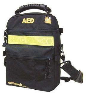 DEFIBTECH, LLC DAC-100 LIFELINE BLACK AED SOFT CASE