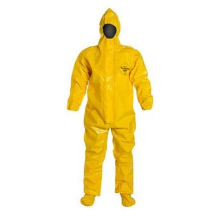 DuPont BR128T-3X-BN (CA/2) TYCHEM BR COVERALL