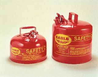 EAGLE MFG CO UI-50-SY SAFETY CAN 5GL