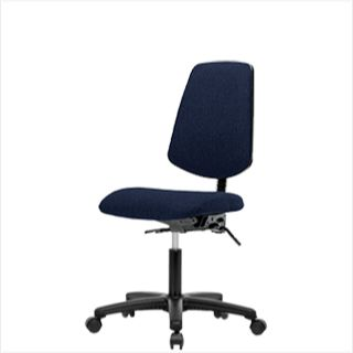EComSeating FDHCH-MB-RG-T1-A0-RC-F45 Fabric Chair with Medium Back - FDHCH-RG-T1-A0-RC-F45