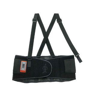 Ergodyne 11385 100 XL Black Economy Back Support