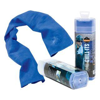 Ergodyne 12420 6602  Blue Evaporative Cooling Towel