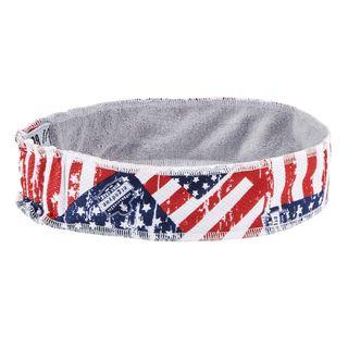 Ergodyne 12421 6605  Stars & Stripes High-Performance Headband