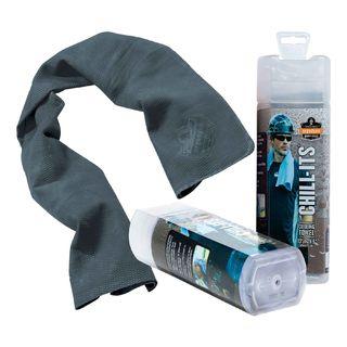 Ergodyne 12438 6602  Gray Evaporative Cooling Towel