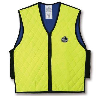 Ergodyne 12534 6665 L Lime Evaporative Cooling Vest