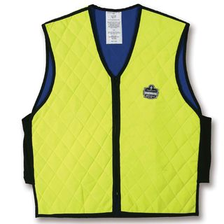 Ergodyne 12537 6665 3XL Lime Evaporative Cooling Vest