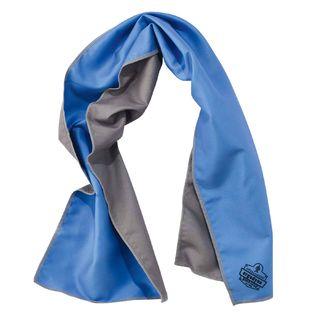 Ergodyne 12660 6602MF  Blue Evaporative Cooling Towel