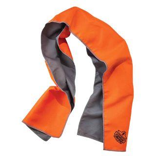 Ergodyne 12661 6602MF  Orange Evaporative Cooling Towel