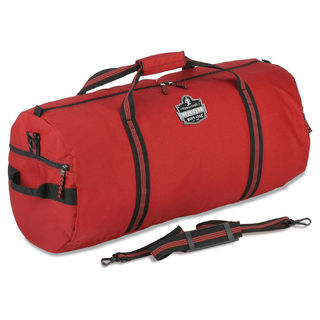 Ergodyne 13022 5020 L Red Duffel Bag - Nylon