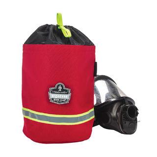 Ergodyne 13080 5080  Red SCBA Mask Bag