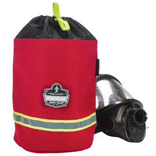 Ergodyne 13081 5080L  Red SCBA Mask Bag with Lining