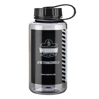Ergodyne 13152 5151 1 ltr Gray Plastic Wide Mouth Water Bottle