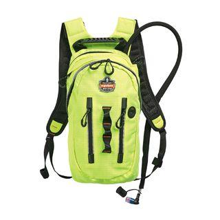 Ergodyne 13164 5157 3 ltr Hi-Vis Lime Premium Cargo Hydration Pack