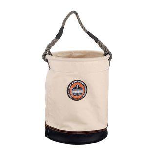 Ergodyne 14430 5730  White Leather Bottom Bucket