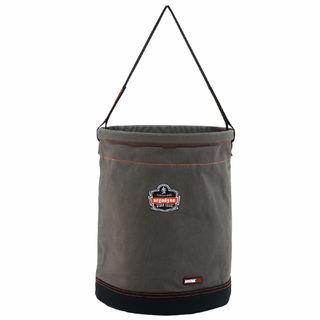 Ergodyne 14935 5935 XL Gray Web Handle Canvas Hoist Bucket