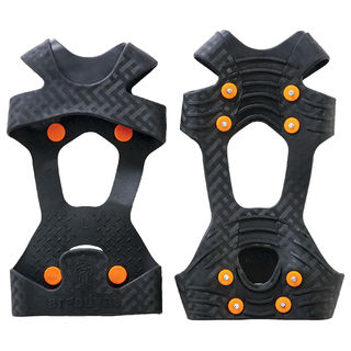 Ergodyne 16754 6300 L Black One Piece Ice Traction Device
