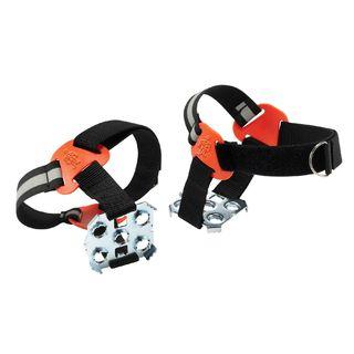 Ergodyne 16778 6315 XL Black Strap-On Heel Ice Traction Device