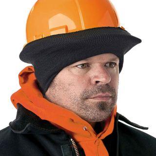 Ergodyne 16810 6810  Black Stretch Cap - Half Style