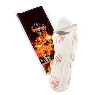 Ergodyne 16995 6995 L/XL White Foot Warming Packs