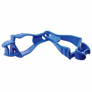 Ergodyne 19117 3400  Blue Grabber - Dual Clip Mount