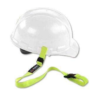 Ergodyne 19150 3150  Lime Elastic Hard Hat Lanyard with Buckle