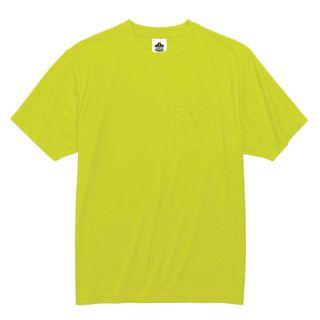 Ergodyne 21557 8089 3XL Lime Non-Certified T-Shirt