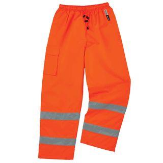 Ergodyne 24446 8925 2XL Orange Class E Thermal Pants