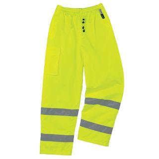 Ergodyne 24453 8925 M Lime Class E Thermal Pants
