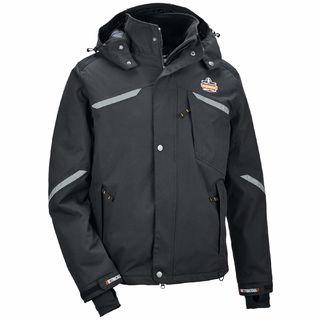 Ergodyne 41114 6466 L Black Thermal Jacket