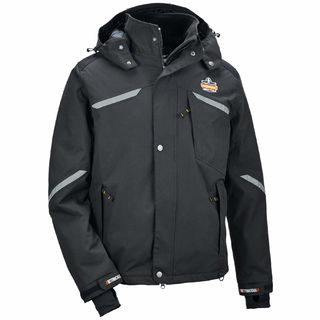 Ergodyne 41117 6466 3XL Black Thermal Jacket